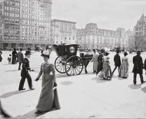 5th ave and 59th 1897